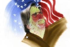 Shannon Jeffries Art, political