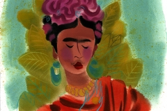 Shannon Jeffries Art frida